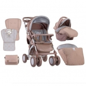 Bertoni Kolica Toledo Set Beige Indian Bear