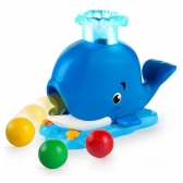 Bright starts Igračka Silly Spout Whale Popper 10934