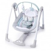 Bright starts Ingenuity ljuljaška Power Adapt Portable Swing Abernathy 11440