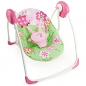 Bright starts bebi ljuljaška Meadow Blossoms Portable swing SKU60009