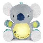 Bright starts plišana igračka Koala (svira i svetli u mraku) 52034