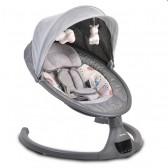 Cangaroo Ljuljaška iSwing Dark Grey
