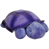 Cloud B Twilight Turtle Purple projektor