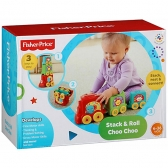 Fisher Price Stack&Roll edu voz Y8653