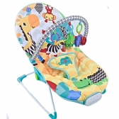 FitchBaby ležaljka za bebe Little Safari 8231