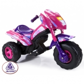 Injusa Plastični motor Space Girl 6702