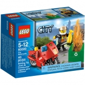Lego City vatrogasac / fire motorcycle 60000