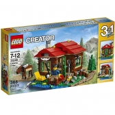 Lego Creator Lakeside Lodge LE31048