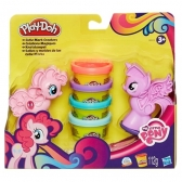 Play-doh Plastelin blister My Little Pony
