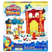 Playdoh Town set vatrogasac