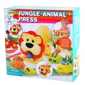 PlayGo Jungle Animal Press - Životinje iz džungle