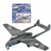 Revell maketa  model set de Havilland vampir  63993