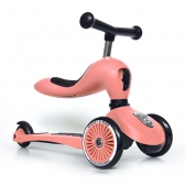 Scoot & Ride trotinet Highwaykick 1 Peach