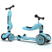 Scoot&Ride Trotinet 2u1 za decu Highwaykick 1 Blueberry