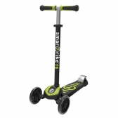 Trotinet Smart trike Scooter T5 Green