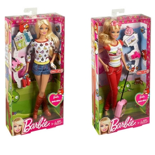 Barbie lutka Angry Birds 478696