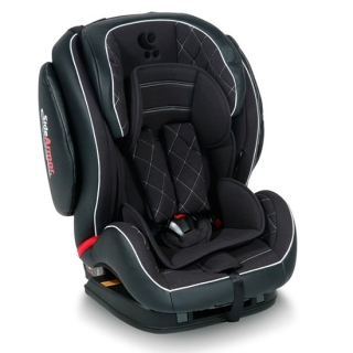 Bertoni Auto-Sedište Mars Isofix Black Leather 9-36kg