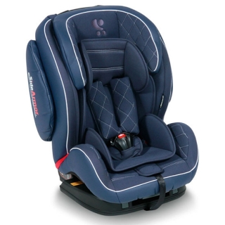 Bertoni Auto-Sedište Mars Isofix Dark Blue Leather 9-36kg