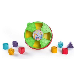 Bright starts Igračka 4 u1 Twist & Grow Shape Sorter 10790