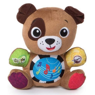 Bright starts Press & Play Pals - Dog 11109