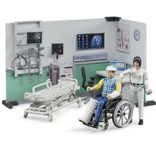 Bruder ambulanta set sa figurama 627110