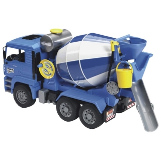 Bruder Man cement Mixer kamion