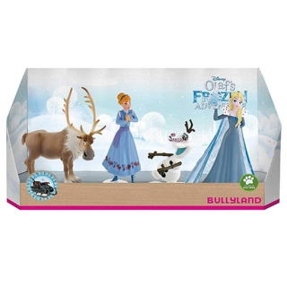 Bullyland WD Frozen Adventure Gift Box 4 PCS