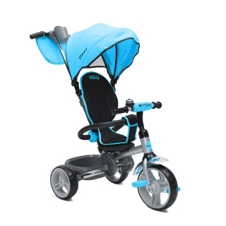 Cangaroo tricikl Flexy Blue