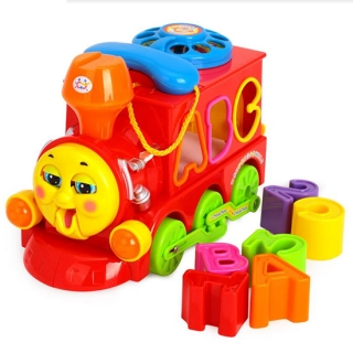 Huile toys Igračka Smart Train