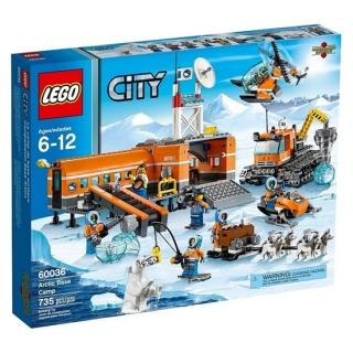 Lego City arctic base camp  60036
