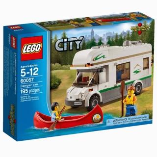 Lego City Camper van V29 60057