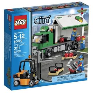 Lego City cargo kamion 60020