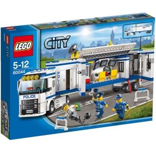 Lego City mobile police unit 60044