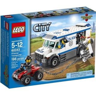 Lego City transport zatvorenika 60043