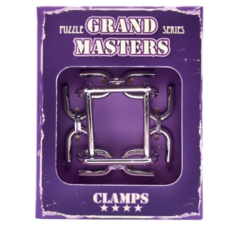 Metalna mozgalica Grand Master Clamps