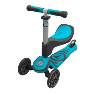 Trotinet Smart trike Scooter T1 Blue
